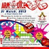 ARM 'O' DICE – Arm Wrestling & Ludo Tournament [31 March]