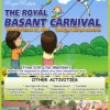 The Royal Basant Carnival [23 March]