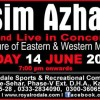 ASIM AZHAR – Live in Concert [14 June]