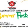 Young Entrepreneurs Exhibition III (Summer Fiesta) [7-9 June]