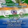ICC Champions Trophy 2013 – Live Screening of Pakistan Vs. India [15 June]