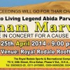 SANAM MARVI – Live in Concert [25 April]