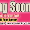 Masala Family Festival 2014 [31st May - 01st June]