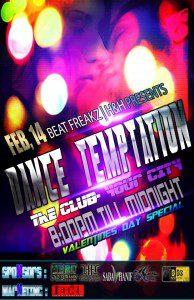 ★ DANCE TEMPTATION ★