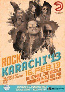 Rock Karachi