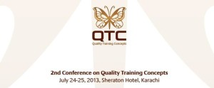 2nd Conference on Quality Training Concepts