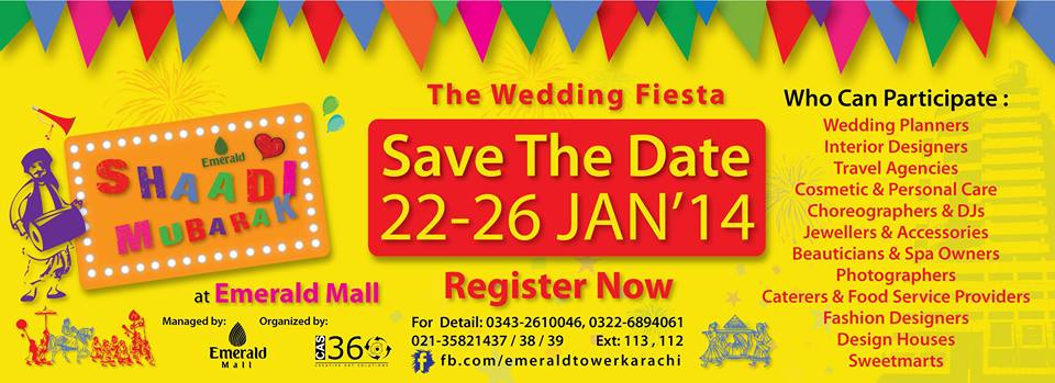 """""""SHAADI MUBARAK"""" (The Wedding Fiesta)"""
