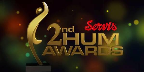 2nd Hum Awards 2014