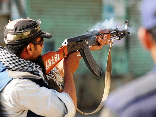 lyari gang war killed 14 people