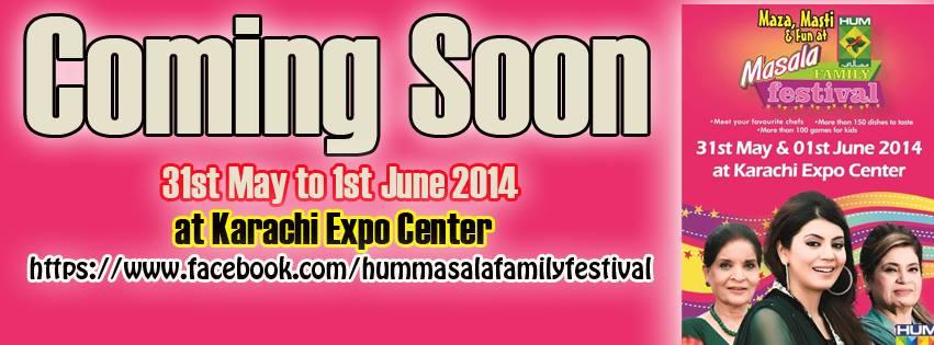 Masala Family Festival 2014
