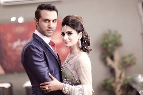 Mustafa Zahid Wedding